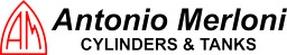 Газгольдеры фирмы Аntonio Merloni Cylinders & Tanks, Италия (Антонио Мерлони)