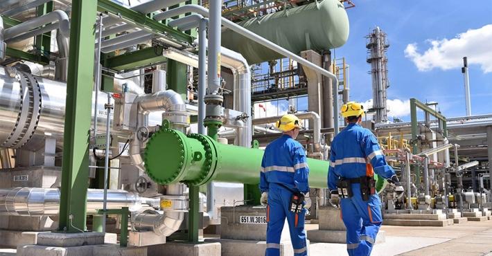 промышленные газы